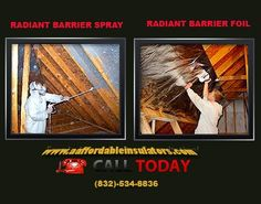 Home Insulation Contractor Houston expert in the attic cleanup, insulation removal & installation processes. Call for Best Products & Service- Radiant Barrier, Home Insulation, Radiant Heat, Peace Of Mind, Attic, Houston, Commercial, The Unit, Sun