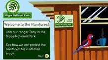 Explore an Australian Rainforest