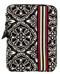 I love Vera Bradley, and I think this e-reader case is really cool. It comes in a whole bunch of different patterns/colors. Around $35.00 depending on color.