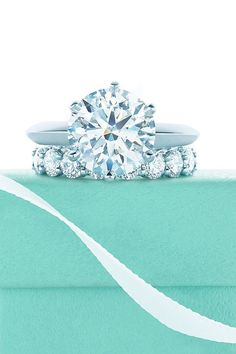 Stunning The Tiffany Setting Solitaire Engagement RingsDream