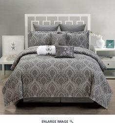 9 Piece Queen Thera 100% Cotton Comforter Set