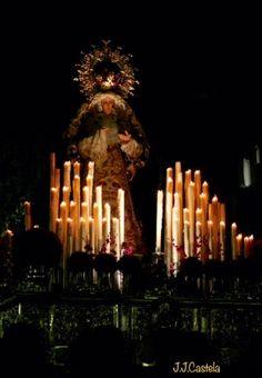 FOTOS DE LA SEMANA SANTA CACEREÑA: CRISTO DEL AMOR 2015