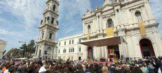 """Giovedì 8 Maggio 2014 migliaia di fedeli si ritroveranno nella città mariana per la recita della """"Supplica"""", soggiorna al B&B Il Fauno, vicino al Santuario di Pompei. Chiama ora 0818506098 www.bbfauno.com #santuario #pompei #supplicapompei #8maggio #faunopompei"""