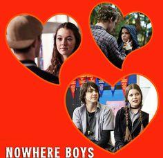 Nowhere boys couples