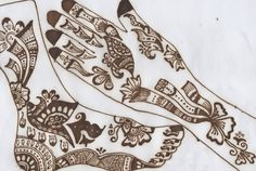 Echoes of Laughter: Henna Designs016