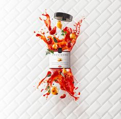 Food. Love it? You've never seen it look like this. We can promise you that. – Design School