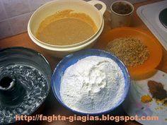 Κέικ με ταχίνι και σταφίδες νηστίσιμο Pudding, Cooking, Desserts, Blog, Clothes, Kitchen, Tailgate Desserts, Outfits, Deserts