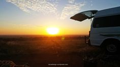 the views while living in a van. vanlife, campervan, roadies, gypsy, landscape, travel, road trip, beautiful, australia