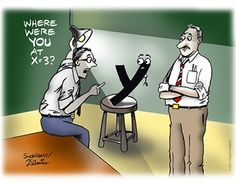 Love these math-themed cartoons...of puns! http://www.cafepress.com/notsohumblepi