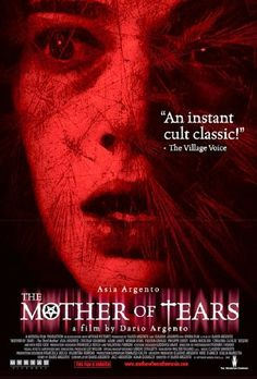 """Mother of Tears"" 2007. Out in the outskirts of Rome, excavators dig up a coffin and urn buried underground and chained. A cardinal sends the relics to a Roman history museum to be examined as he fears the contents are dark and evil."