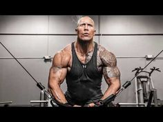 The Rock Dwayne Johnson Muscle Bodybuilding Art Silk Poster The Rock Dwayne Johnson, Dwayne Johnson Muscles, Dwayne Johnson Training, Dwayne Johnson Quotes, Dwayne The Rock, Wwe The Rock, Highly Effective People, Aaron Rodgers, Motivational Videos