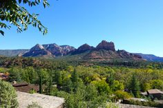 What a beautiful day #lauberge #enjoytheview #sedonaaz #justbreathe #tranquility #redrockview