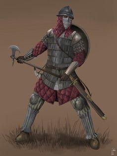 Varangian Guard by JLazarusEB.deviantart.com on @DeviantArt