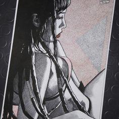 Crawling (My skin) Model: Valeria Manguito