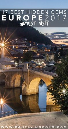Konic, Bosnia - The 17 Best Hidden Places to visit in Europe in 2017