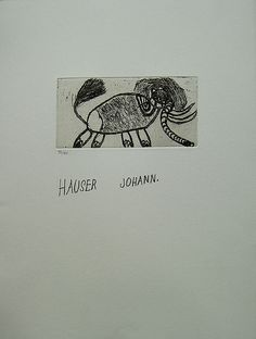 Gugging - Johann Hauser Outsider Art, Sketch, Classroom, Artists, Drawings, Illustration, Painting, Kunst, Sketch Drawing