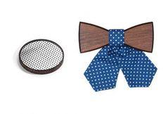 Træ-accessories sæt Triti & Deco håndlavet af BeWooden   BeWooden Danmark Butterfly, Deco, Womens Fashion, Handmade, Accessories, Design, Style, Beauty, Swag