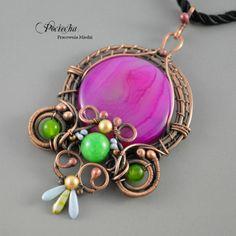 #Orient #inspirations - #pendant (by Pracownia miedzi - Pociecha), in DecoBazaar.com