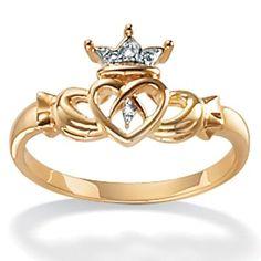 Claddagh+Engagement+Rings | Claddagh Wedding Rings on Claddagh Gold Ring Weddings Rings Store