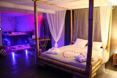 Chambre d'hôte romantique avec jacuzzi privatif