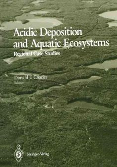 Acidic deposition and its effect on aquatic ecosystems have become major scientific and public policy issues in the United States since the early and many diverse studies have been completed. Public Policy Issues, Aquatic Ecosystem, Music Games, Life Science, Case Study, United States, Regional, 1970s, Musik