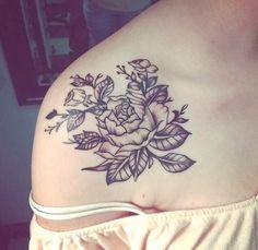 shoulder tattoo designs (73)