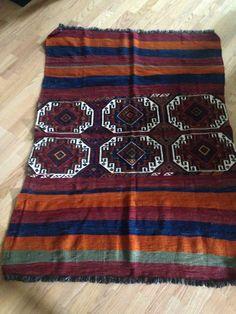 Turkish handwoven Kilim