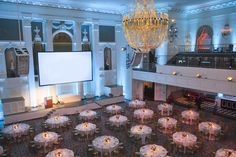Some of best lighting I've seen at an event. The 583 Park Avenue Ballroom in New York, NY. A great venue for weddings or events.