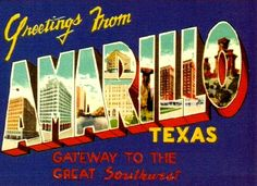 Amarillo,TX I have not been home in 12 years.