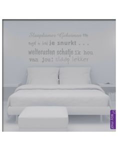 1000+ images about Slaapkamer ideeën on Pinterest  Malm, Interieur ...