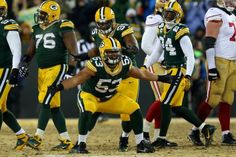 2014 Green Bay Packers By Position: Linebackers