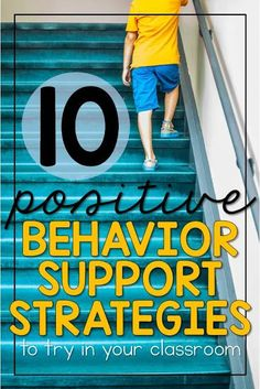 Maybe it's just me, but I'm always on the lookout from other teacher friends for positive behavior support and classroom management ideas. Here are some strategies I use in my classroom to give students the behavioral support they need! I've used all of t