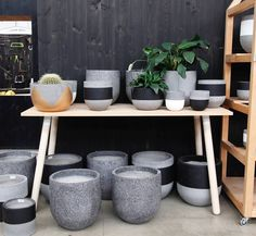 If like us you're a little obsessed with indoor plants make sure you pop into Koskela for a huge selection of beautiful pots from brands such as @ontheside_ @popandscott @mrkitly and @anchorceramics We've got everything in store to turn the blackest thumb green from beautiful books to must-have gardening products.  k o s k e l a 1/85 Dunning Ave Rosebery 02 9280 0999 | info@koskela.com.au www.koskela.com.au  #koskela #indoorgreen #plants #pots #pbstable