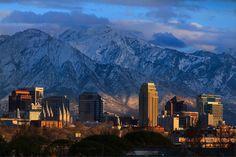 Salt Lake City Utah | Salt Lake City Utah Usa by Utah Images