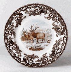Spode Woodland Collection - elk