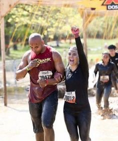 How to Train for Tough Mudder- Workout- Tough Mudder Training