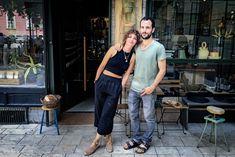 Timi és spanyol párja Joaquim Escriva de Balaguer Budapest, Overalls, Hipster, Pants, Style, Fashion, Culture, Swag, Moda