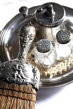 From the Butler's Pantry Silver Spoons, Silver Plate, Silver Table, Silver Trays, Tarnished Silver, Sterling Silver, Vintage Silver, Antique Silver, Vintage Antiques