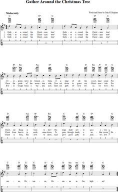 happy birthday ukulele tab pdf