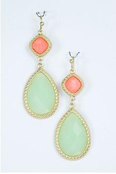 Drops of Dew Earrings