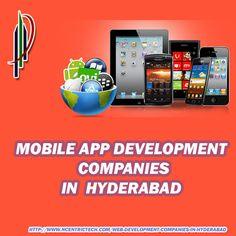 Mobile App Development Companies in Hyderabad  #MobileAppDevelopmentCompaniesinHyderabad #MobileAppDevelopmentServices