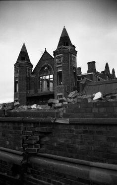 Victorian Buildings, Sunderland, Past, Durham, History, City, Modern, Travel, Past Tense