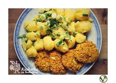 Kuchařka ze Svatojánu: MRKVOVÉ KARBANÁTKY S OKAROU Cauliflower, Vegetables, Food, Cauliflowers, Essen, Vegetable Recipes, Meals, Cucumber, Yemek