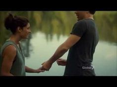▶ Rookie Blue: Sam and Andy Proposal - YouTube