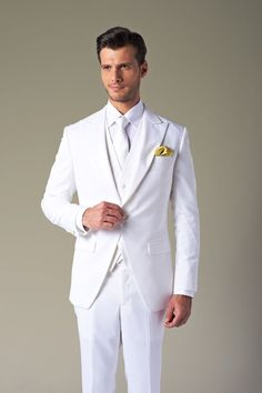 Wedding Suit For The Groom