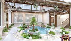 mediterrane Spa door Luxury Antonovich Design