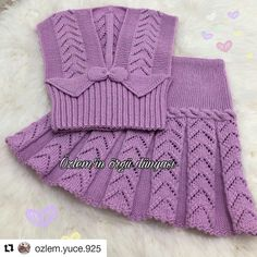 Best 12 Knitting Pattern – Winterberry Earflap Hat (From Toddler to Child sizes Baby Cardigan Knitting Pattern Free, Crochet Baby Jacket, Crochet Baby Clothes, Baby Knitting Patterns, Girls Knitted Dress, Knit Baby Dress, Crochet Scarf Easy, Baby Girl Skirts, Baby Vest