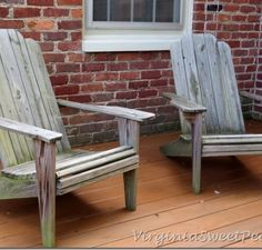 14 Outdoor Furniture Makeovers with the Finish Max   HomeRight