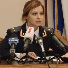 54 Best Natalia Poklonskaya Images Natalia Poklonskaya Attorney