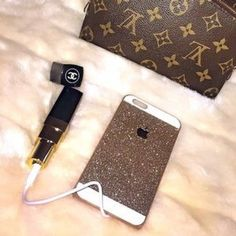 Lipstick Powerbank Lipstick Powerbank. Cute accessory for on the go. Compatible with android or iPhone. Brand new come with cord. Accessories Umbrellas